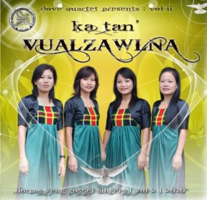 Album Review: Dove Quartet Vol 2 – Ka Tan' Vualzawlna